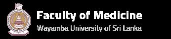 Faculty of Medicine, WUSL